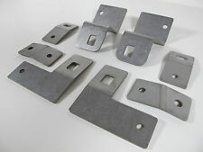 "Mitsubishi Lancer EVO 7 8 9 Evolution 1.5"" Lowering Front L&R Seat Brackets Kit"