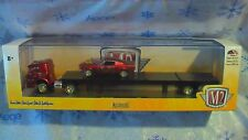 M2 MACHINES AUTO-HAULERS R21 66 FORD C-600 & 66 MUSTANG FASTBACK 2+2 IN STOCK