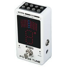 Joyo JF-18R Power Tune Multi Power Supply Chromatic Guitar Pedal Tuner