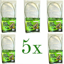 5X 1.5m Allotment Plant Protector Garden Polythene Tunnel Cloche Mini Greenhouse