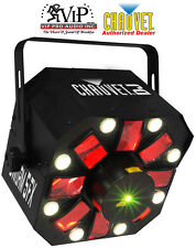 Chauvet DJ Swarm 5 FX mint 3-in-1 LED Effects Light Red & Green Lasers & Strobe
