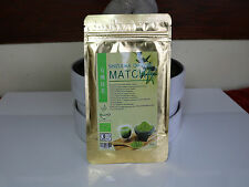 PREMIUM MATCHA GREEN TEA POWDER GOLD LABEL HIGH GRADE ORGANIC/PURE MATCHA