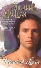 Portrait of a Lover MacLean, Julianne Mass Market Paperback