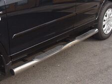 Honda Crv 02-06 Stainless Steel Side Steps Exterior Replacement Part Boxed