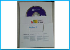 Genuine Sealed Microsoft Windows 10 home 64 Bit DVD with product key