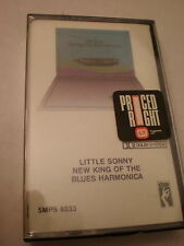 Little Sonny CASSETTE NEW New King Of The Blues Harmonica