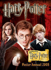 Harry Potter Poster Annual 2008  Very Good Book