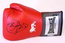NUOVO herol BOMBER Graham 16oz Rosso Lonsdale Boxing Glove