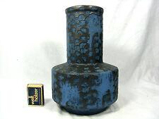 """60´s design CARSTENS """" Ankara variation """" pattern Keramik Vase  1265 - 24"""
