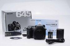 Pentax 645Z Medium Format 51.4MP DSLR Digital Camera Body                   #817
