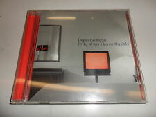 CD Depeche Mode-only when i lotti Myself