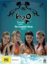 H2O Just Add Water The Complete Story:  SEASONS 1 2 3 : NEW h20 DVD