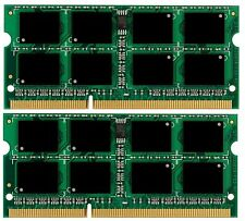 8GB 2x4GB DDR3 1333 MHz PC3-10600 Sodimm Laptop RAM Memory MacBook Pro Apple