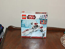 NEW IN BOX LEGO 8085 STAR WARS FREECO SPEEDER
