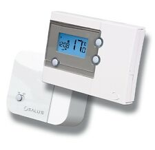 SALUS RT500RF 5/2 7 DAY PROGRAMMABLE DIGITAL WIRELESS ROOM THERMOSTAT