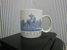 Starbucks City Mug, Seattle Architecture Series, 2012, Made in China