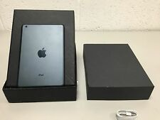Apple iPad Mini 16GB, Wi-Fi, 7.9in - Negro-Grado A-Reino Unido iPad-Excelente Estado