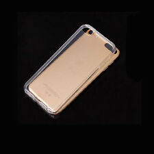 Transparent Clear Back TPU Thin Soft Protect Cover Skin Case For iPod Touch 6