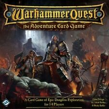 Warhammer Quest The Adventure Card Game Brand New