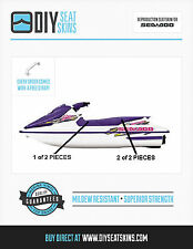 SEA DOO PURPLE SEAT SKIN GTS GTI GTX  91 92 93 94 95 96