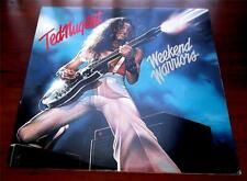 Ted Nugent   Weekend Warriors  1978   Epic 35551  Hard Rock   NM