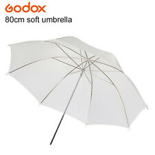 "GODOX 80cm 33"" Photography Photo Studio Soft Translucent White Diffuser Umbrella"