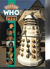 Doctor Who Year Book 1993 Hardcover Marvel Comics UK