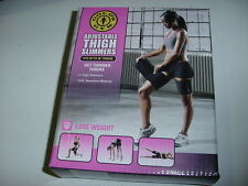 Thigh Slimmers Thinner Golds Gym Exercise Help Equipment Fitness WGGTS12
