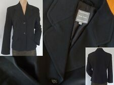 By Escada Marc Aurel Jacke Blazer Damen tailliert Knöpfe anthrazit 40