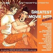 Various Artists-Gay Happening Presents: Greatest Movie Hits Remixed CD NEW