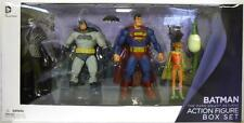 DC Direct BATMAN Dark knight returns set 4 figure Joker superman Robin miller