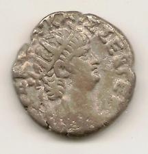 Emperador Nerón  Un Tedratracma  Alejandría    (ENVIO ORDINARIO GRATUITO)  NL155