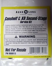 New Aqualung Conshelf & XR 2nd Stage Annual Service Kit #900013