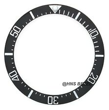NEW HIGH QUALITY BLACK  CERAMIC BEZEL INSERT FOR ROLEX DEEPSEA DWELLER