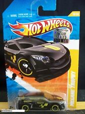 HOT WHEELS 2011 FE #16 -8 MEGANE TROPHY BLAK F SET MAL 11 CA
