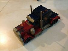 Transformers ROTF Voyager Optimus Prime - loose incomplete