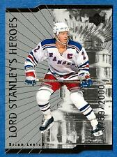 1998-99 UD Lord Stanley's Heroes Quantum BRIAN LEETCH (ex-mt) 759/2000