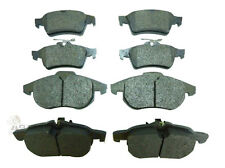 SAAB 95 9-5 1.9 TID 2005-2010 FRONT AND REAR BRAKE DISC PADS SET NEW