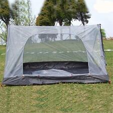 Portable Family Outdoor Camping Shelter Backpacking Pop Up Tent Mosquito Net