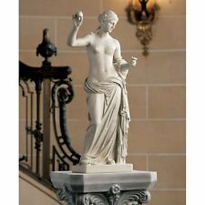 Statues of Women Nude Female Woman Greek Statue Garden Sculpture Entryway Decor