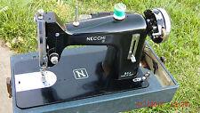 NECCHI BC SEWING MACHINE-RARE ITALIAN STRAIGHT-STICH