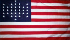 USA 33 STARS UNION CIVIL WAR FLAG 5' x 3' US American America Yankee