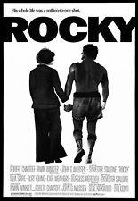 Rocky - Stalone Film A3 Art Poster Print