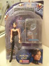 "2007 Diamond Select 7"" Stargate SG-1 Avalon Vala Series 3 Action Figure S4-C3"