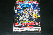 IRON MAIDEN HALLOWED BY THY NAME GREEK METAL HAMMER MAGAZINE