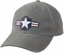 9714 Rothco Vintage Air Corps Logo Low Profile Cap