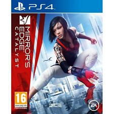 Mirrors Edge 2 Game PS4 Brand New