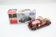 Tomica Takara Tomy Disney Motor Dream Minnie Mouse Valentine ED. Diecast Toy Car