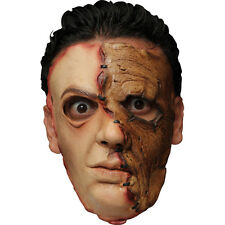 Killer Muderer Burned #31 Peeled Face Ghoulish Adult Latex Halloween Mask