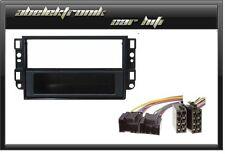 Radio diafragma 1din para Chevrolet Aveo Captiva Epica enmarcar + adaptador